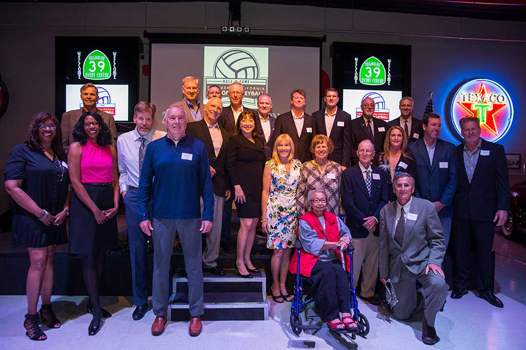 2017 First Southern California Indoor Volleyball Hall of Fame SCIVBHOF Induction Banquet